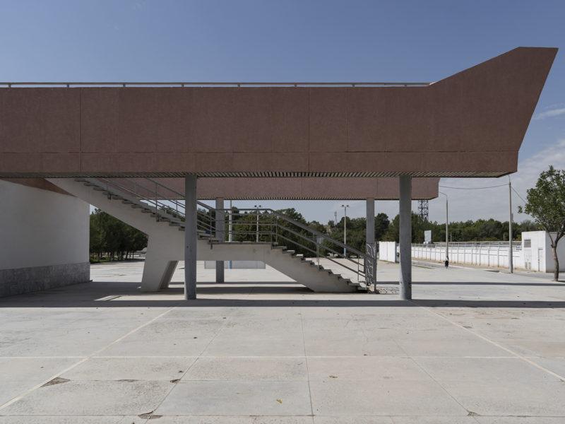 Photo of the day Uzbekistan Navoi Soviet Architecture