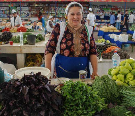 Market Photo of the day Turkmenistan Ashgabat Gulistan