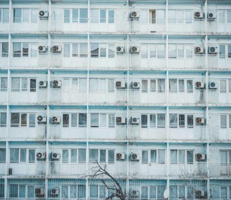 kazakhstan aktau summer soviet architecture