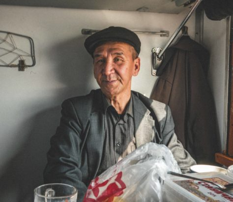 Kazakhstan, Rails , Photo of the Day