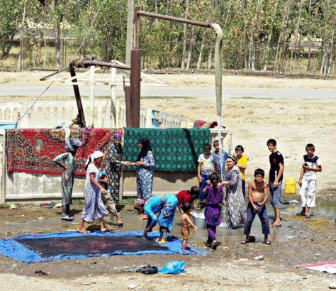 Photo of the day Tajikistan Kulob Child