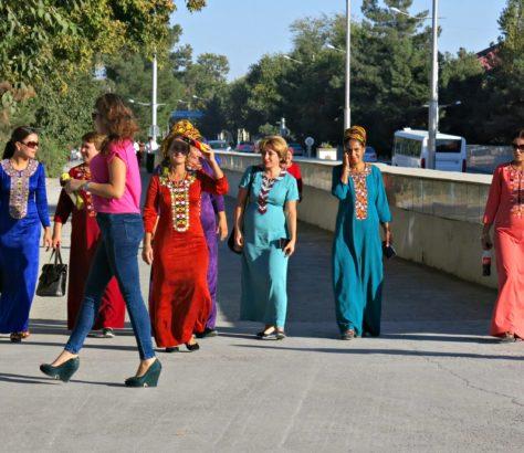 Turkmenistan Ashgabat Photo of the day Style Fashion