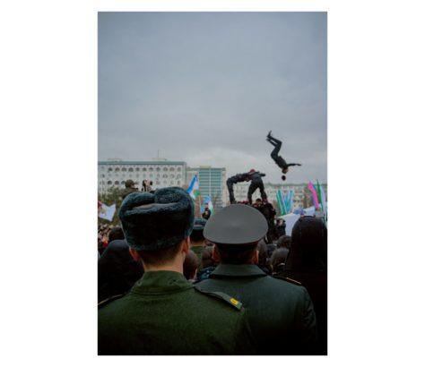 Uzbekistan, Tashkent, Photo of the day, Show, Acrobatic