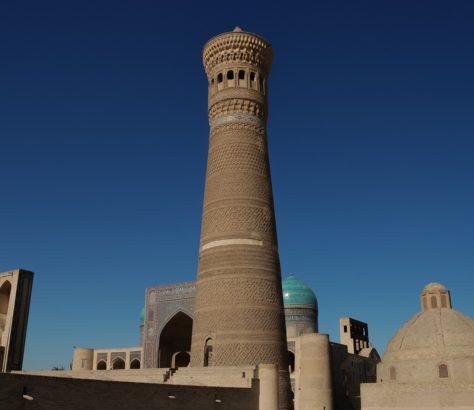 Minaret, Religion, Photo of the day, Uzbekistan, Buchara