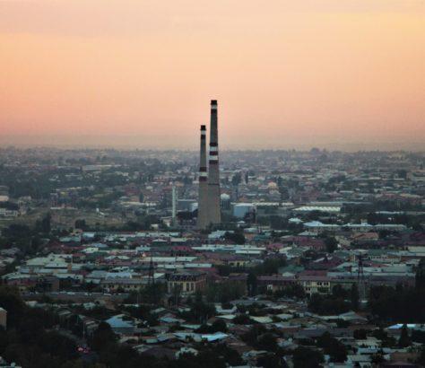 Tashkent Suburbs