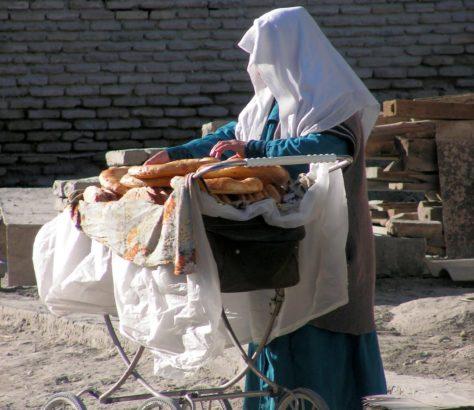Uzbekistan Baker Bukhara