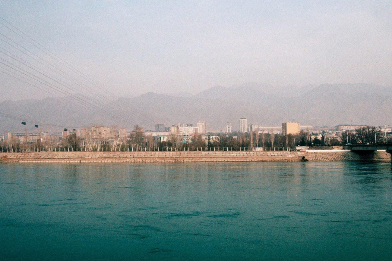 Tadjikistan Khudjand Syr Darya