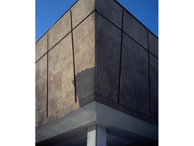 Bishkek National Museum of Fine Arts soviet architecture bishkek kyrgyzstan