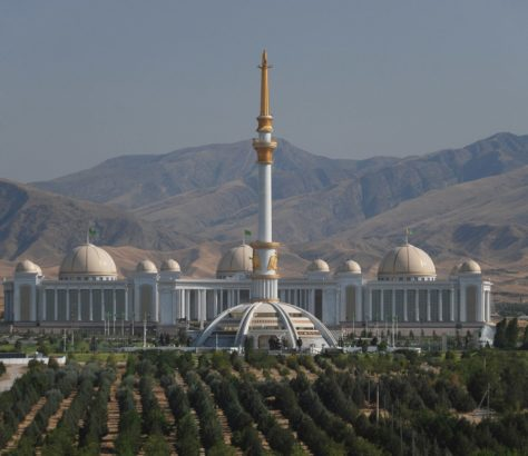 Turkmenistan, Ashgabat, Marble, Photo of the day, Independance Center