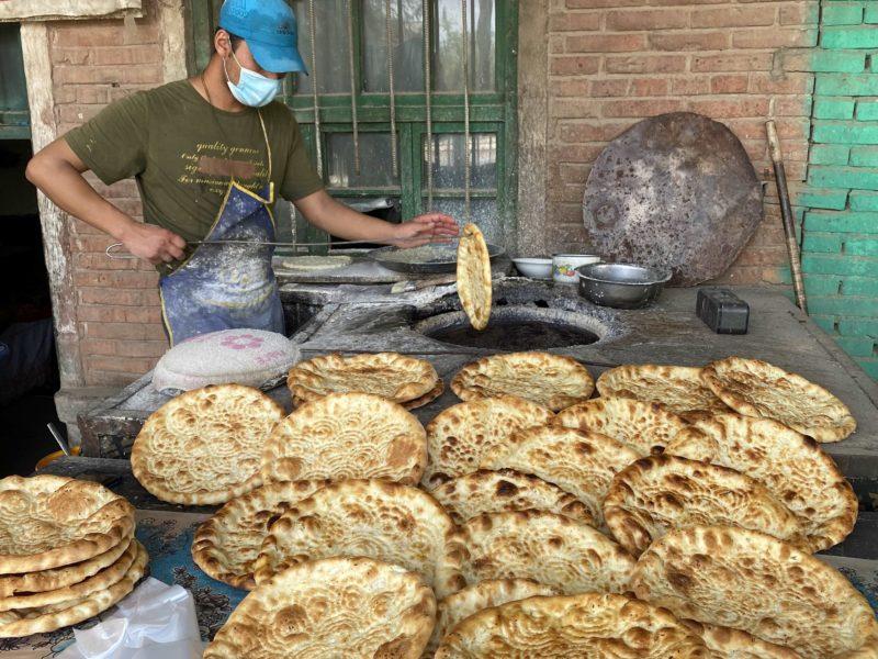 Uyghur Region Naan