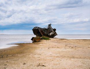 Antoine Beguier Aral Sea Environment Uzbekistan Kazakhstan