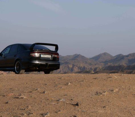 Kazakhstan, Photo of the day, Car, Tourist, Altyn Emel, Park