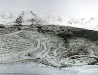 Kumtor Kyrgyzstan Centerra Gold