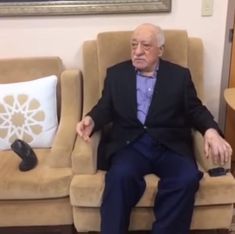 Le prédicateur musulman turc Fethullah Gülen