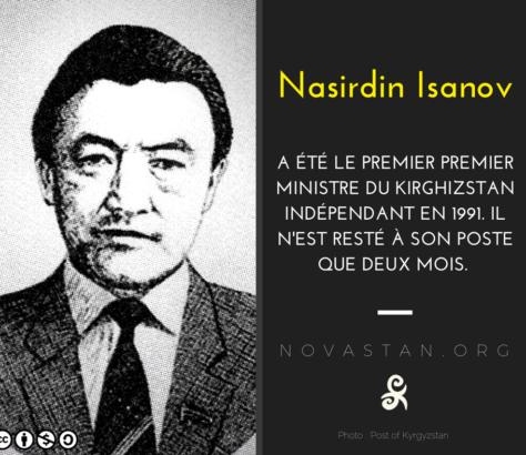 Kirghizstan Nasirdin Isanov