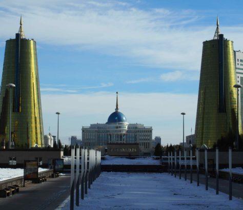 Astana Palais Kazakhstan