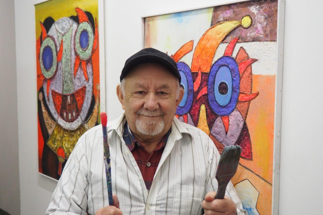 Vladimir Krugman Designer Allemagne Peinture