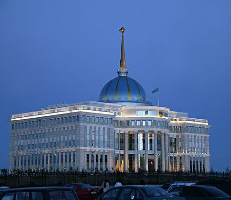 Astana Kazakhstan Banque mondiale Entreprises Doing Business Report