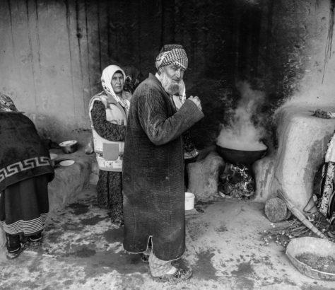 Tadjik Douchanbé cuisine