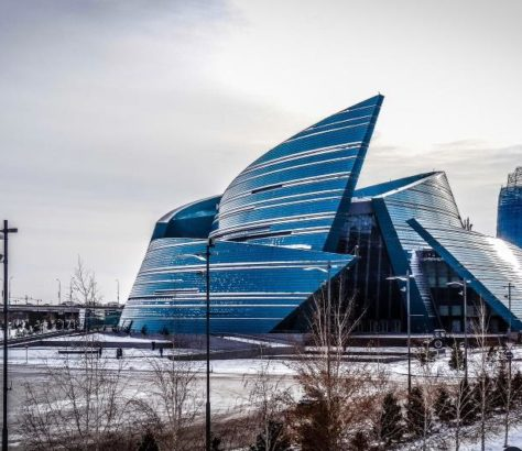 Salle concert Astana Kazakhstan