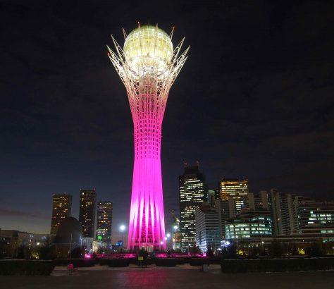 Baiterek Astana Kazakhstan