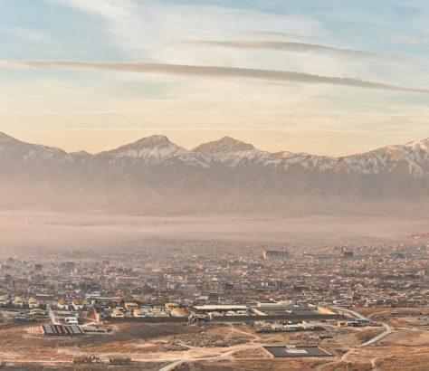 Kaboul Afghanistan Asie centrale