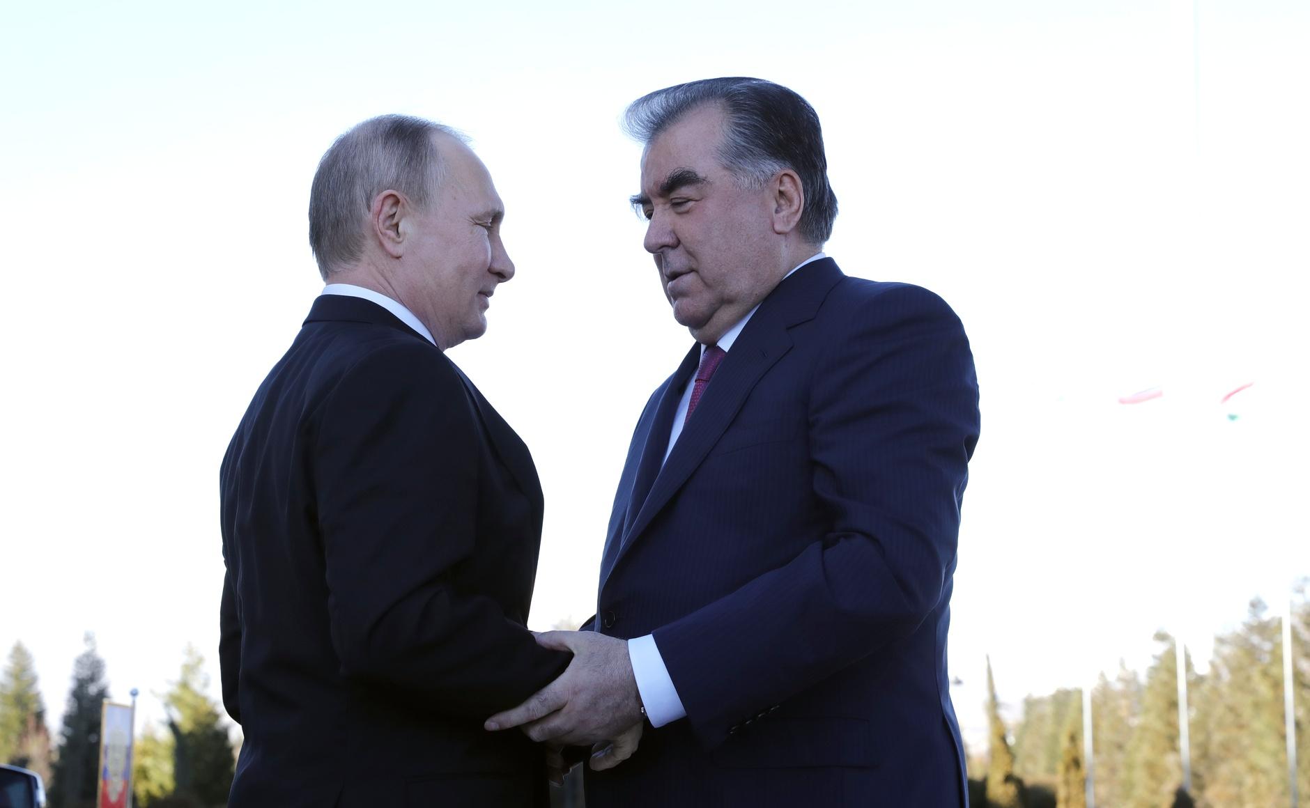 Putin Rachmon