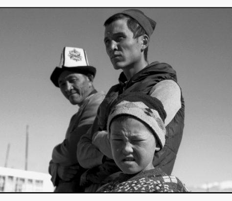 Famille Tadjike Tadjikistan