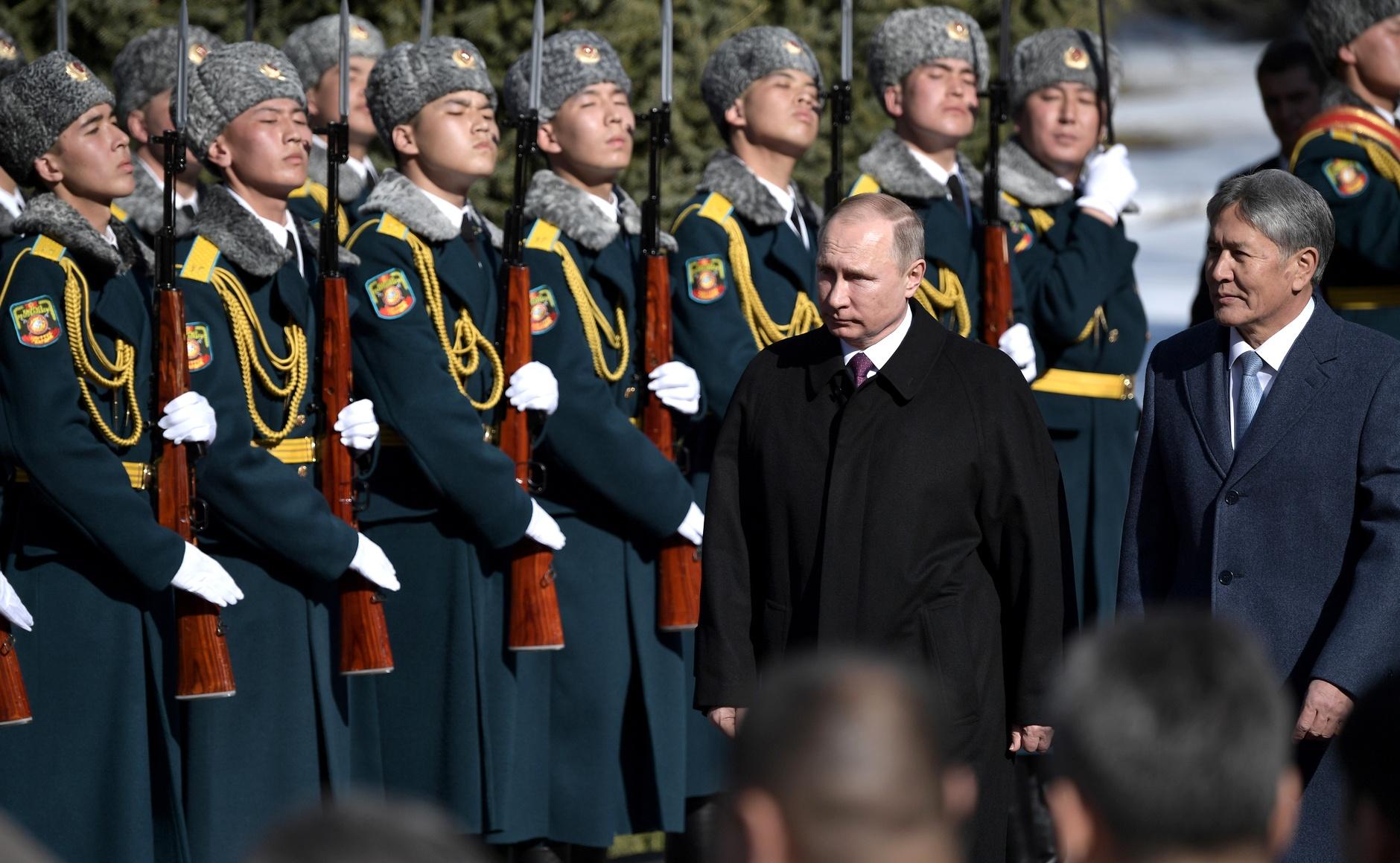 Putin Atambajew