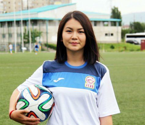 Aïdana Otorbaïeva