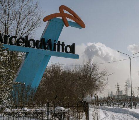 Usine ArcelorMittal Termitaou Kazakhstan