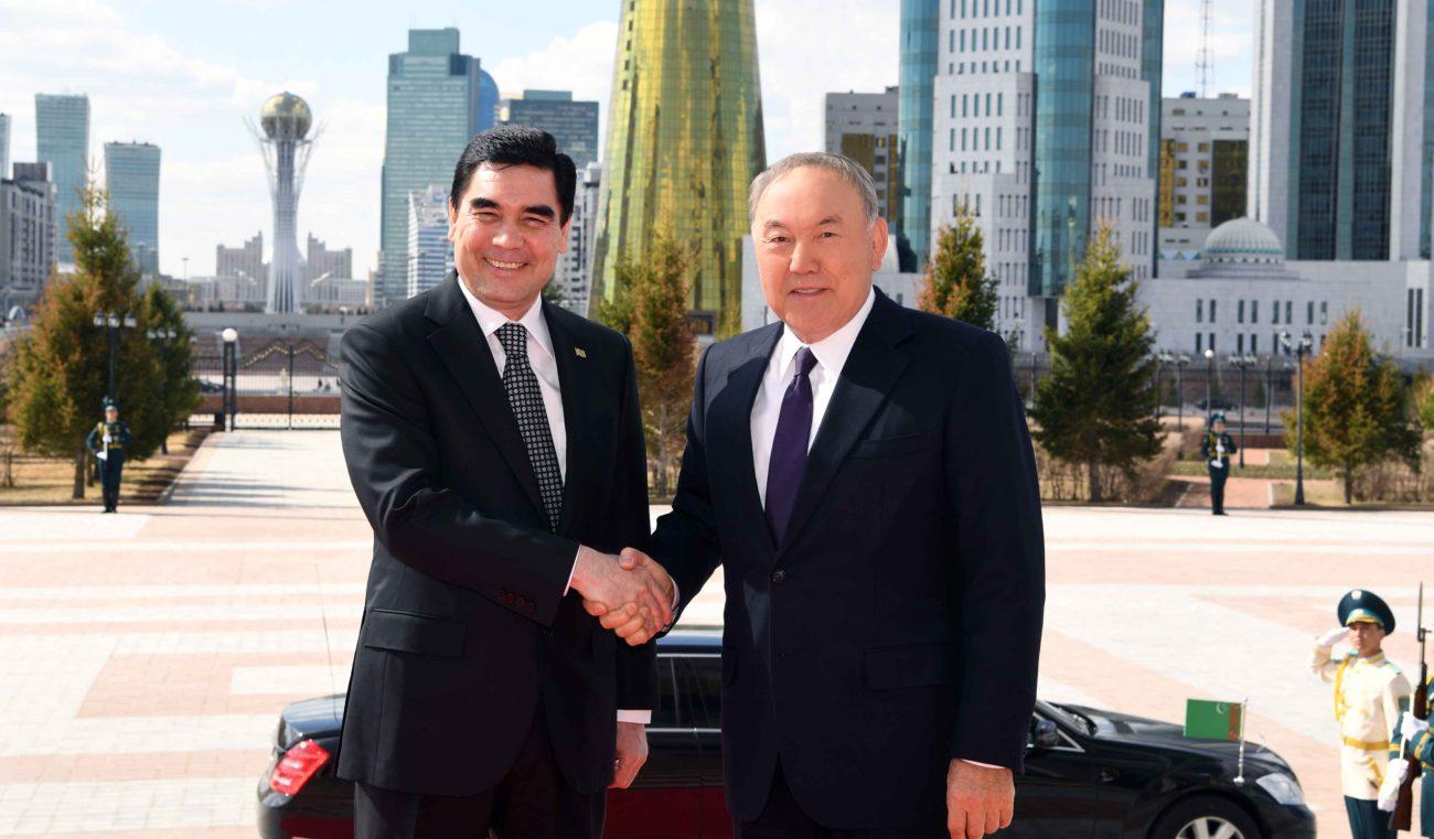 Berdimouhamedov Nazarbaïev Astana Noursoultan Gourbangouly