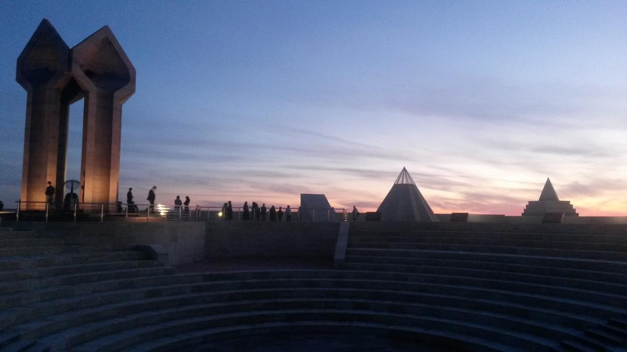 Mémorial Korkyt Ata Kazakhstan
