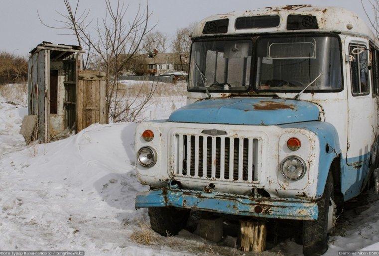 Prigorodny Kazakhstan bus