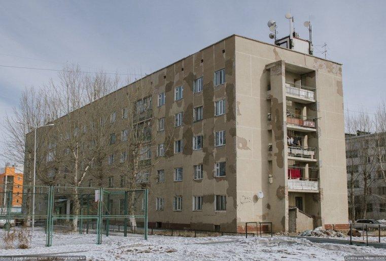 Prigorodny Kazakhstan Immeuble