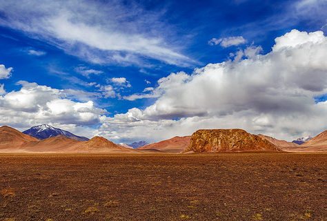 Pamir Tadjikistan Montagne Plateau Massif