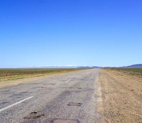Kazakhstan Vide Steppe