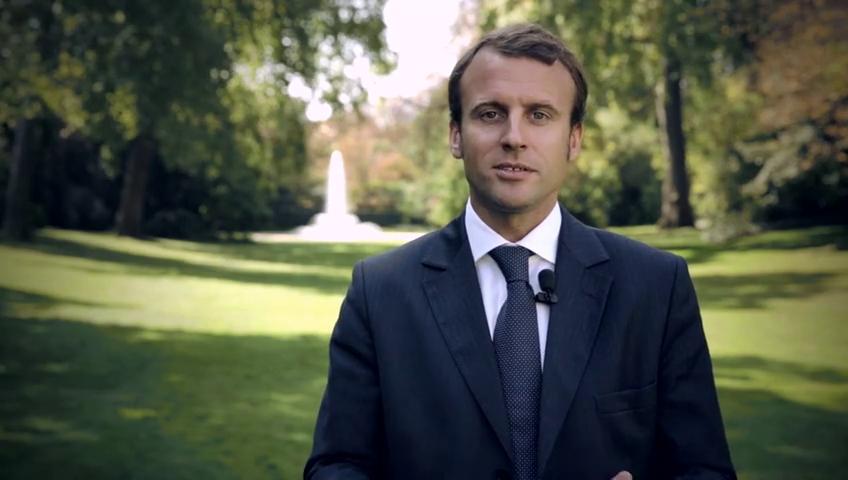 Président République Emmanuel Macron