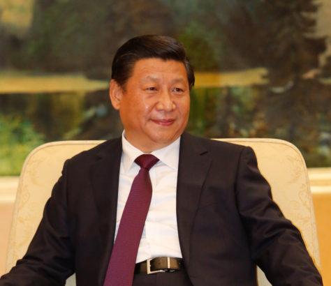 Xi Jinping Chine président One Belt One Road OBOR Nouvelles routes de la soie