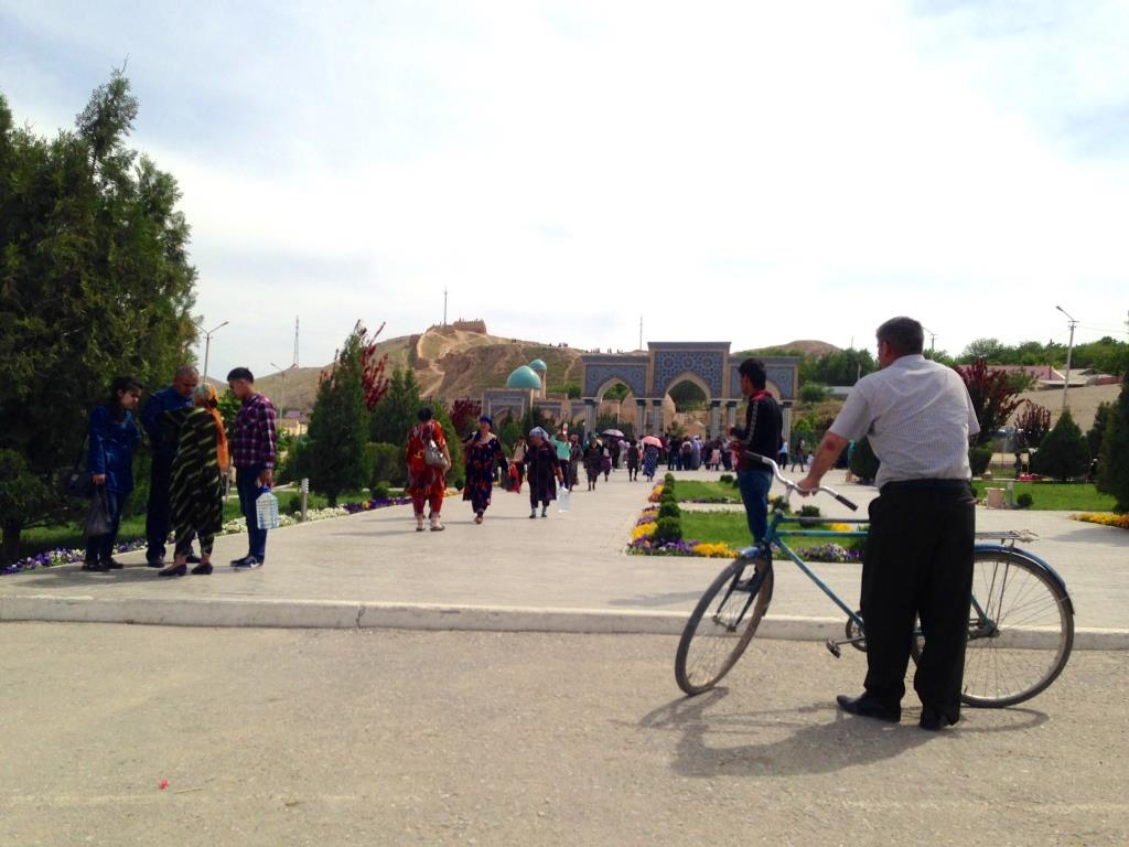 Nurota Ouzbékistan Forteresse Navoi Culte