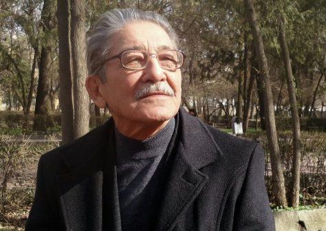 Ecrivain Kirghiz Mar Baïdjiev