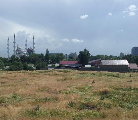 Vue Pichpek Nord Site Général