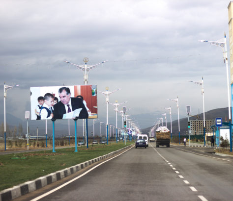 Ghissar Emomalii Rahmon Tadjikistan
