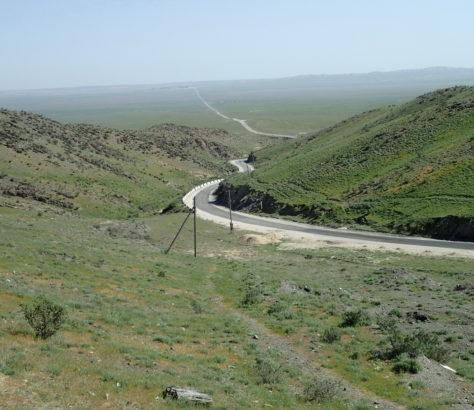 Col Ouzbékistan
