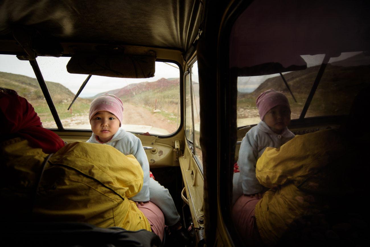 Photo du jour UAZ KIrghizstan Transport