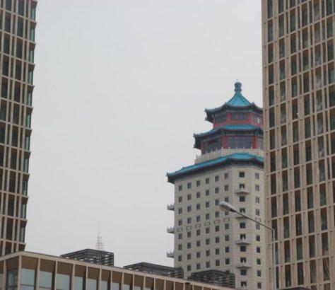 Palace Chine Astana Kazkhstan