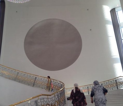 Palais des forums Tachkent Ouzbékistan
