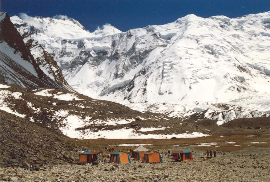 Pic Ismail Samani Tadjikistan
