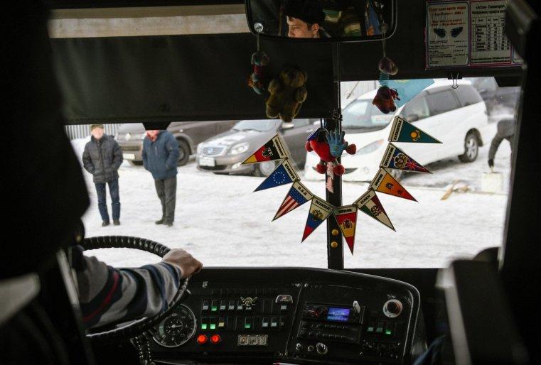 Stepnogorsk Bus Kazakhstan