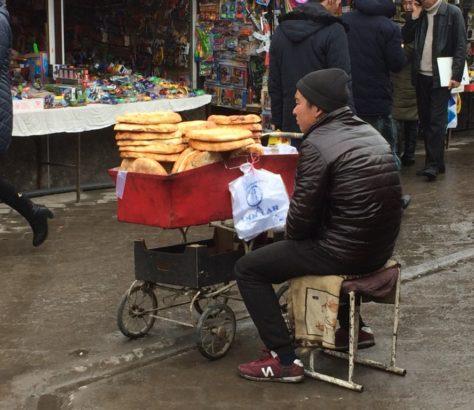 Lipiouchka Bazar Och Bichkek Kirghizstan